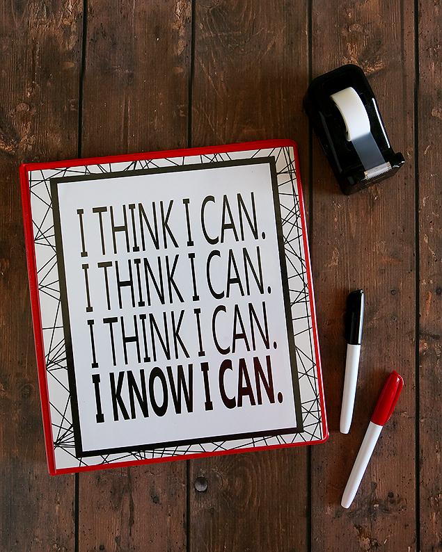 I think I can printable