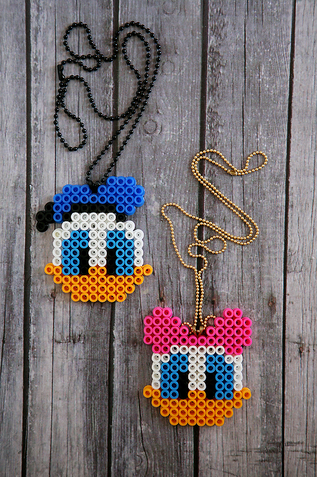 disney diy necklaces