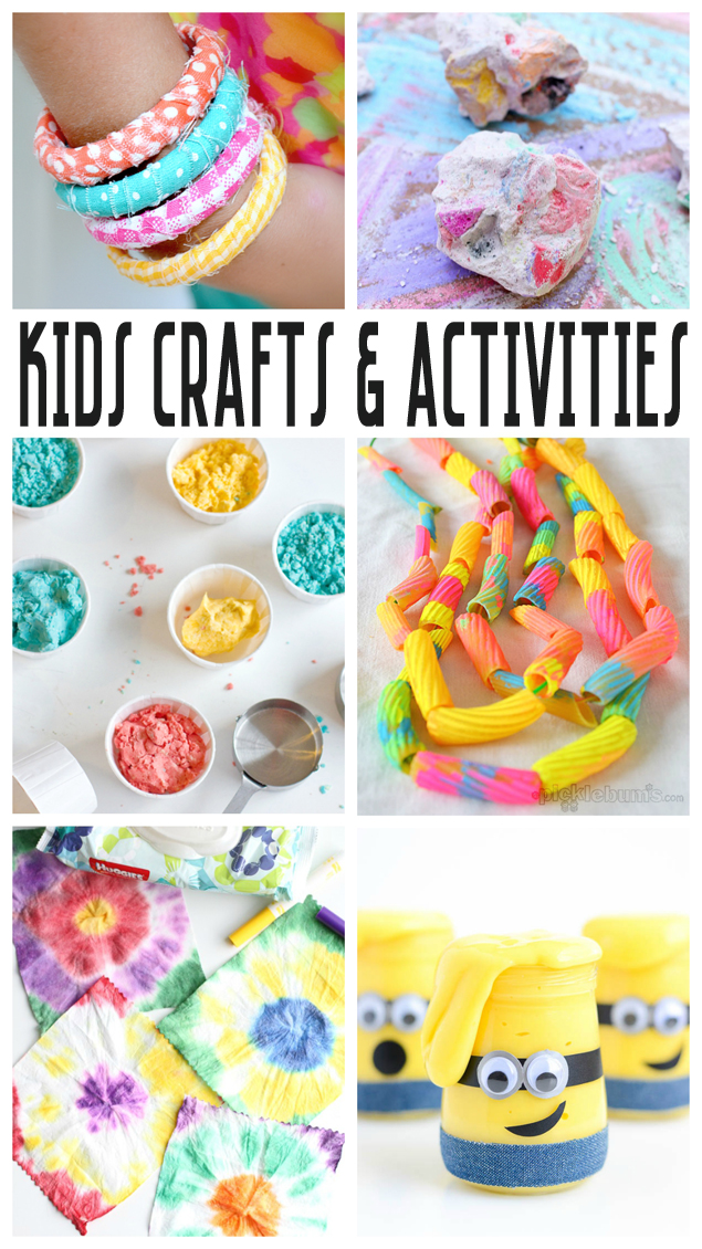 Fun Kids Crafts and Activities