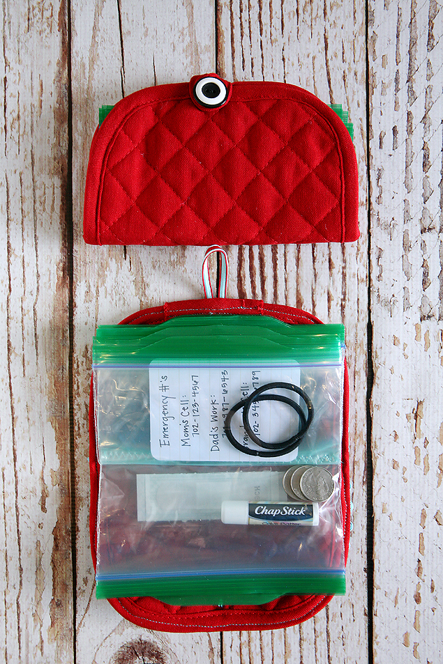 kids emergency kit for school