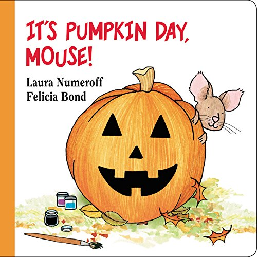 It's Pumpkin Day Mouse!