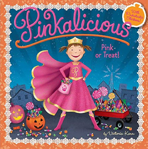 Pinkalicious Pink or Treat