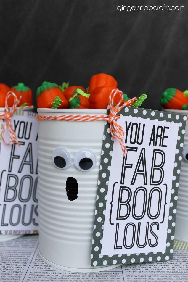 Halloween Ghosts Crafts