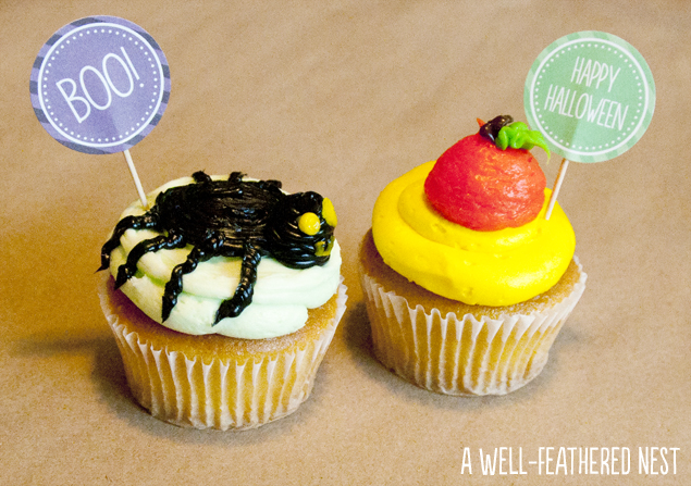 halloween-party-cupcake-toppers