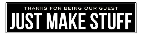 ss just-make-stuff
