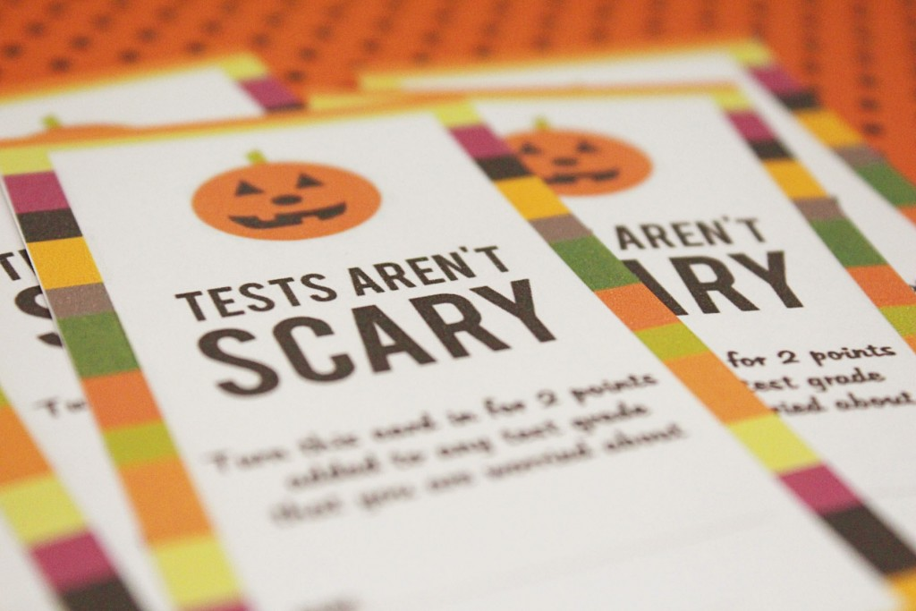 tests arent scary