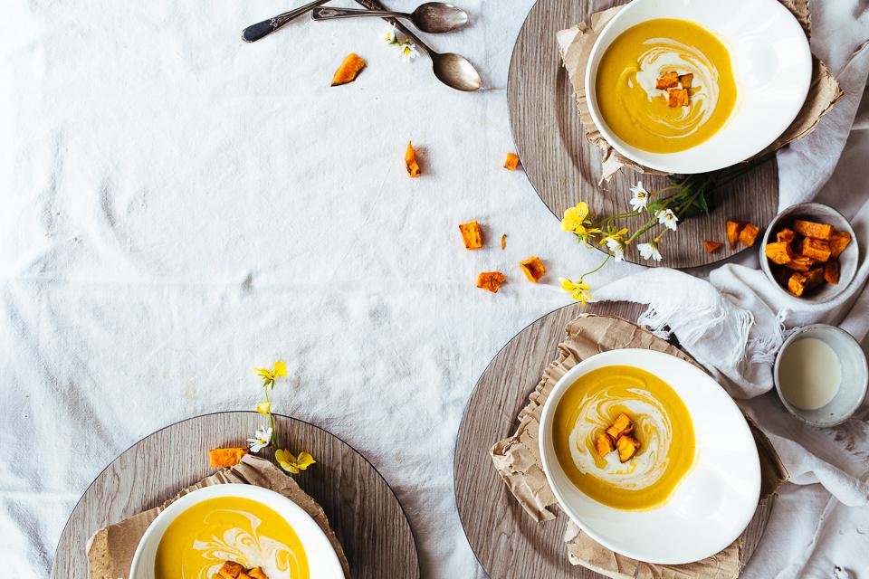 Butternut Squash Soup-4