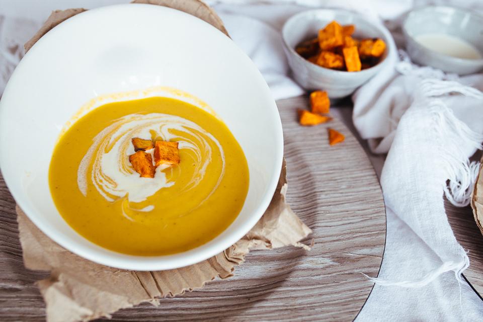 Butternut Squash Soup-5