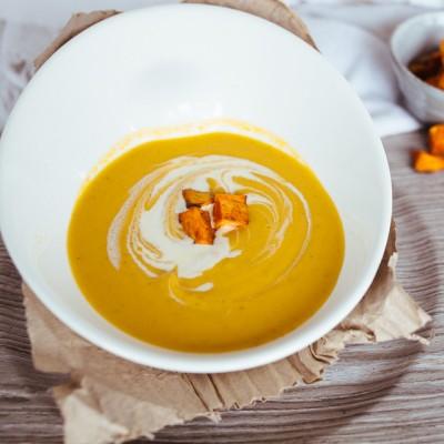 Delicious Harvest Soup