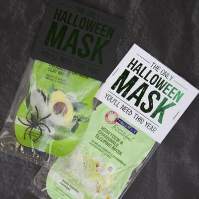 Halloween Mask Gift Idea