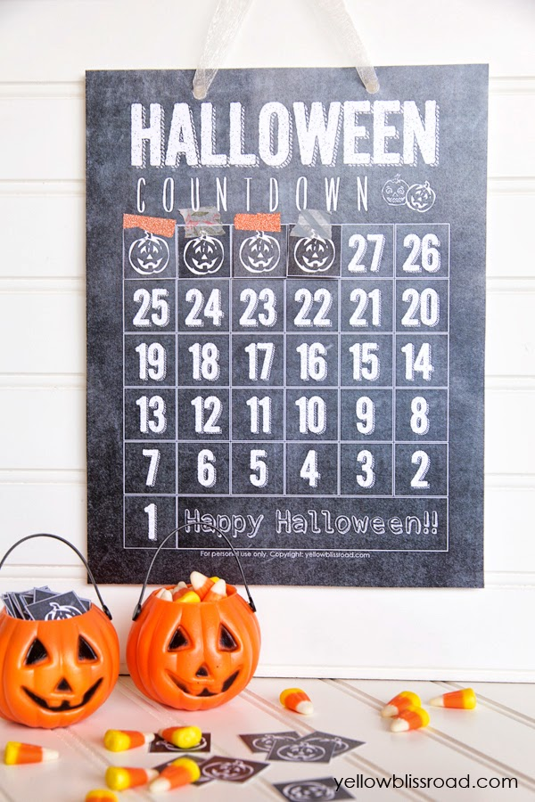 hp Halloween Countdown four