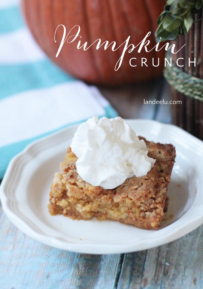 p Pumpkin-Crunch-Recipe