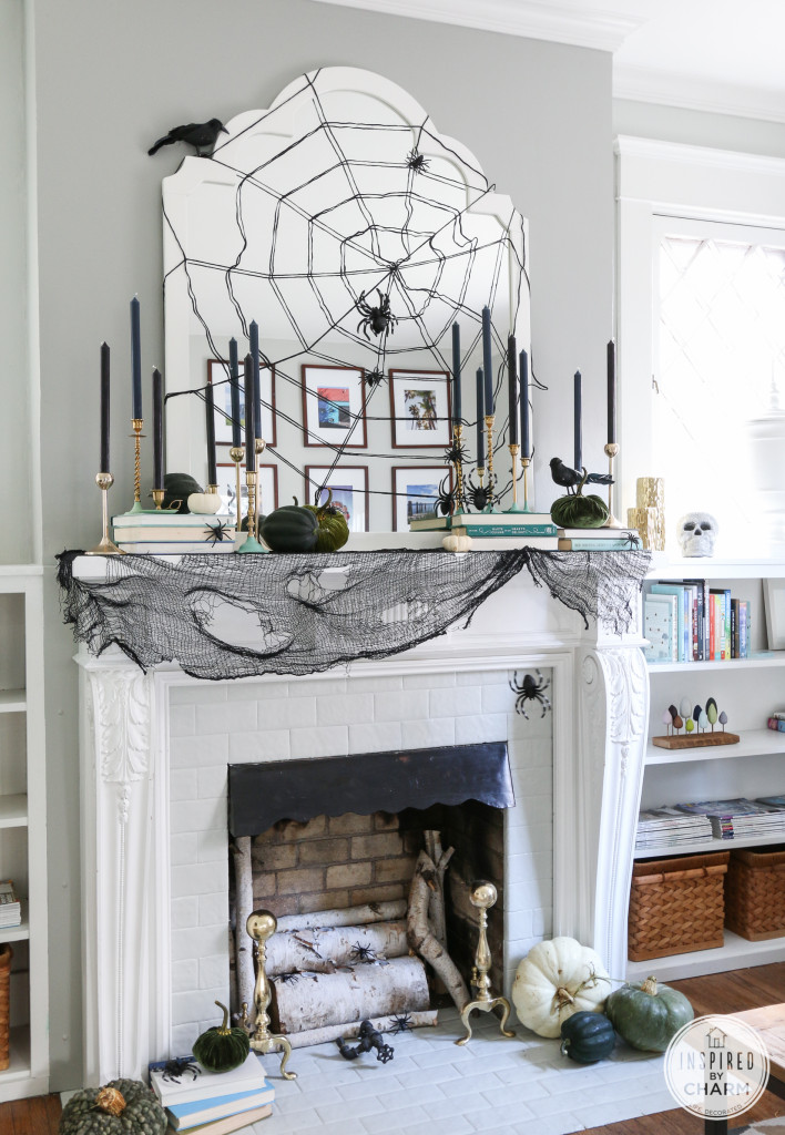 stylish-halloween-mantel-decor-708x1024
