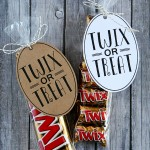 Twix or Treat Halloween Tag