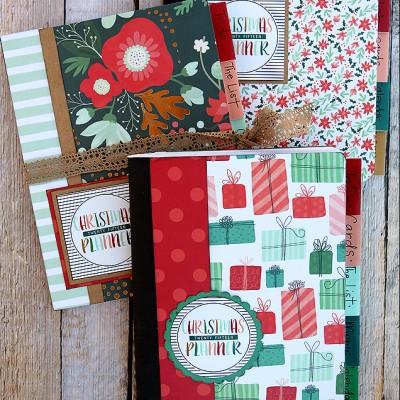 2015 DIY Christmas Planner
