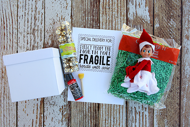 Elf on the Shelf returns supplies