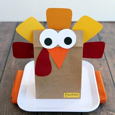 Silly Thanksgiving Turkeys
