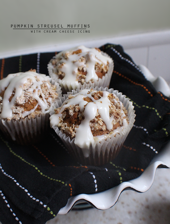 pumpkinstreuselmuffins