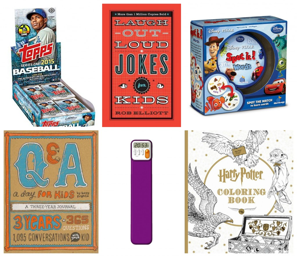 Holiday Gift Guide for Kids. Stocking Stuffer ideas!