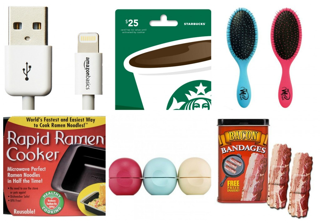 Holiday Gift Guide for Teens. Stocking stuffer ideas.
