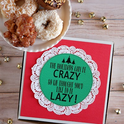 The Holidays Can Be Crazy Gift Idea