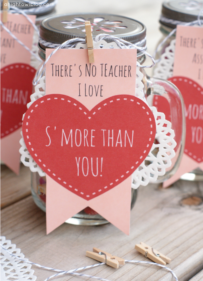 Valentines Day Gifts For Teachers  Eighteen25