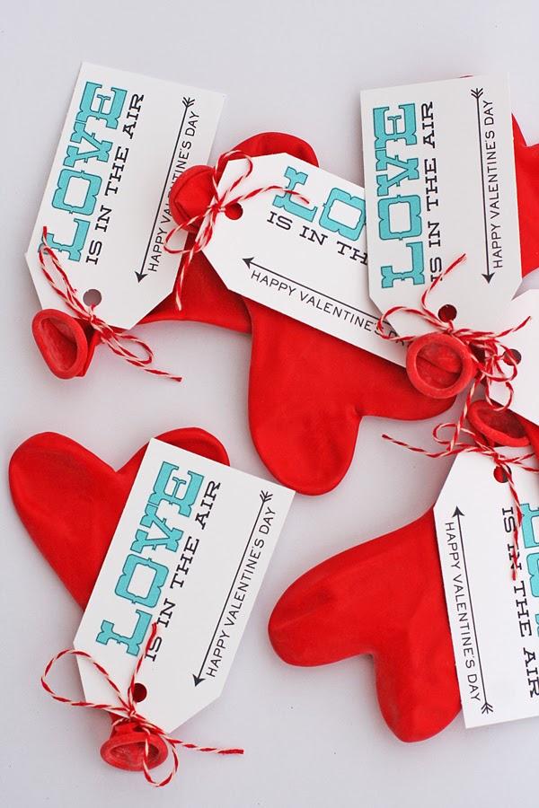 Love Is In The Air   Kids Valentine Ideas