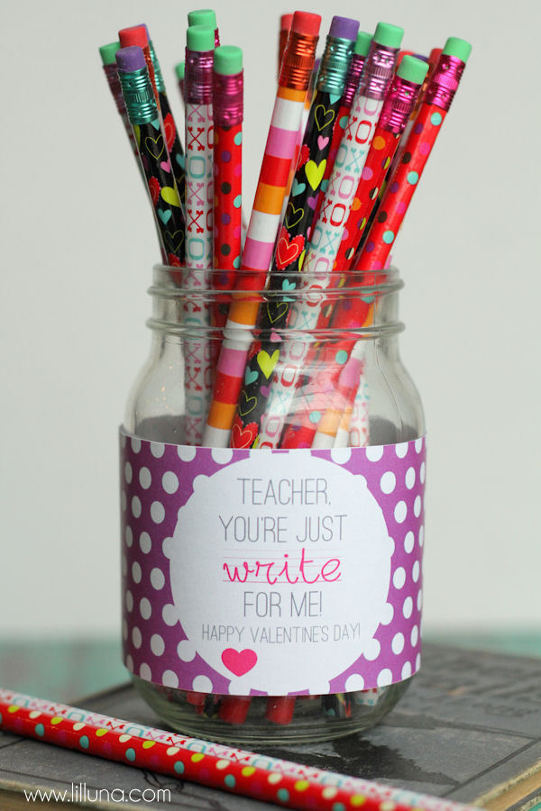 valentine's day gifts for teachers - eighteen25, Ideas