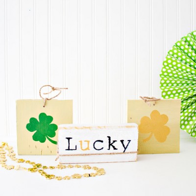 Easy St. Patrick's Day Decorations