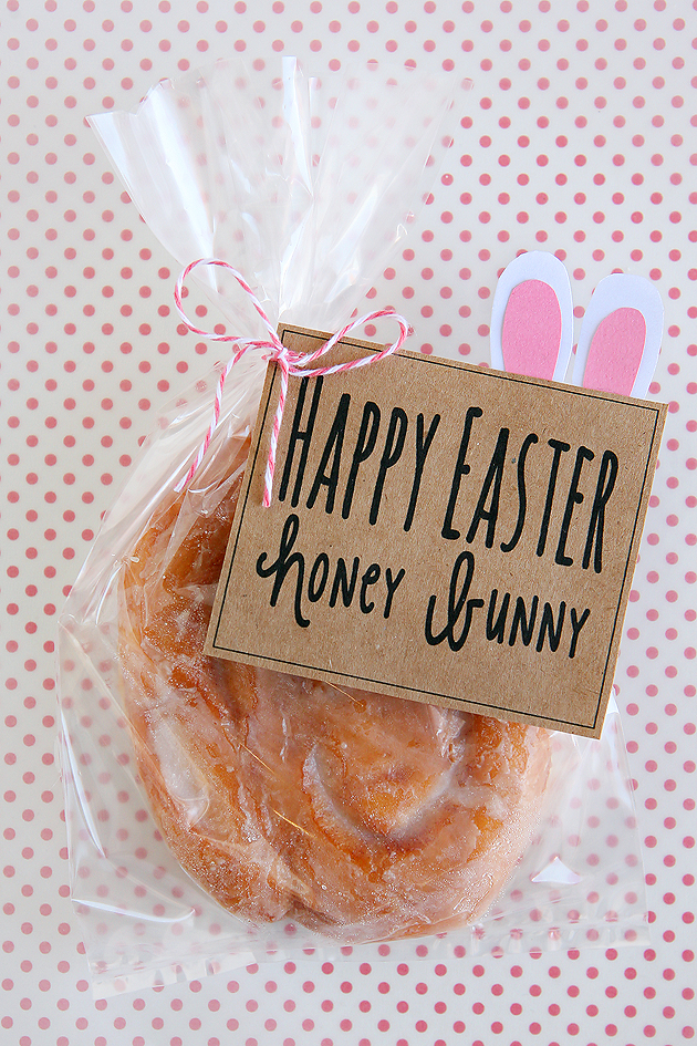 Happy Easter Honey Bunny | Easter Gift Ideas