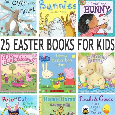 25 Easter Books For Kids