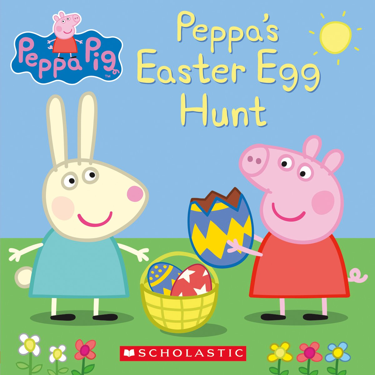 25 easter books for kids eighteen25 4 peppas easter egg hunt 25 easter books for kids easter books make great gifts and are perfect for easter negle Gallery