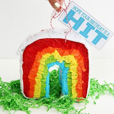 Mini Pinata Birthday Gift Ideas