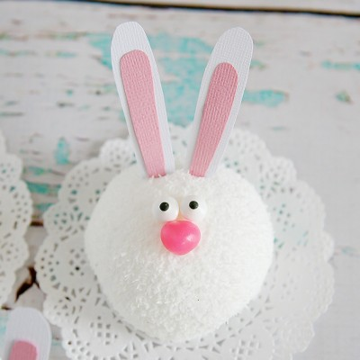 Adorable Easter Bunny Treats