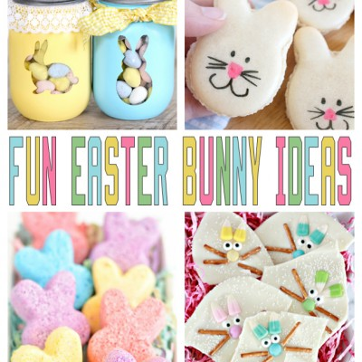 Fun Easter Bunny Ideas