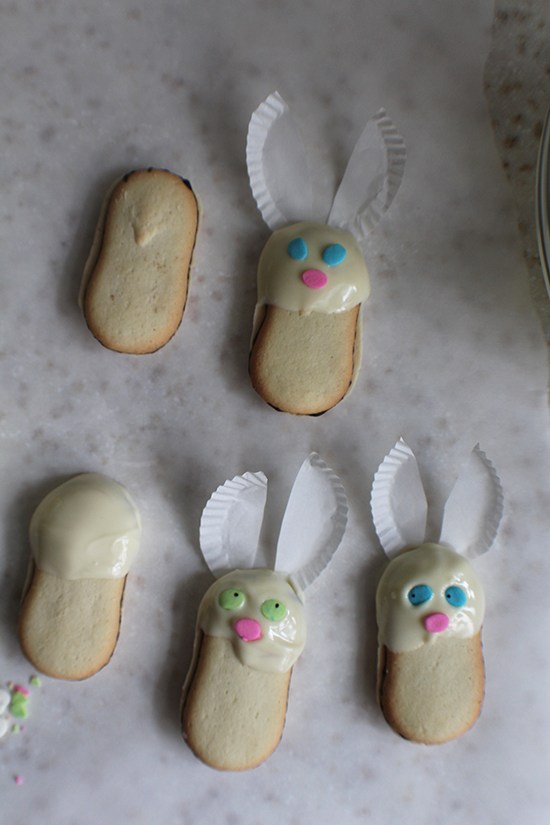 Easter Bunny Cookies | Fun Easter Treats