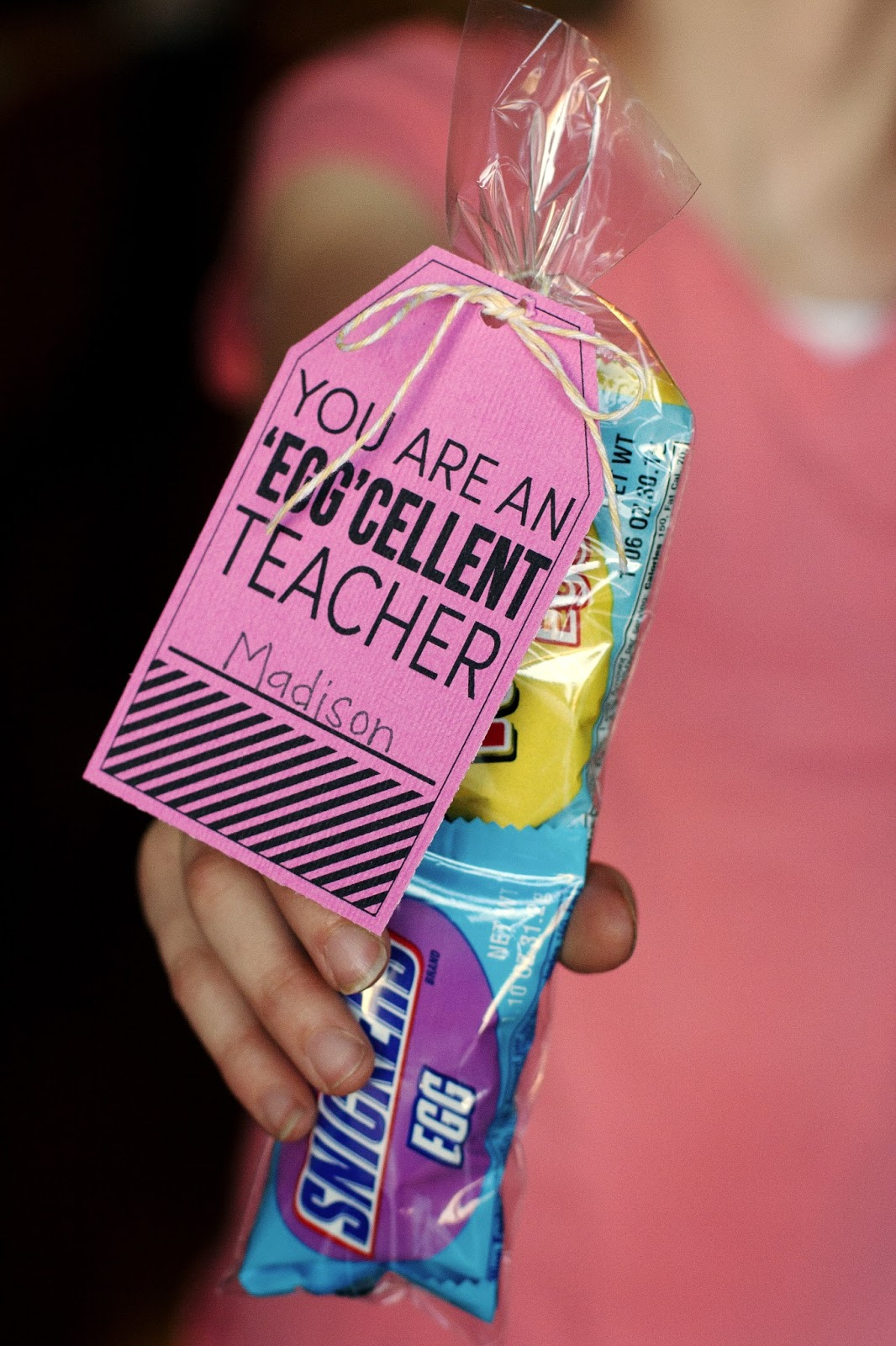 You Are An Egg-cellent Teacher | Easter Gift Ideas