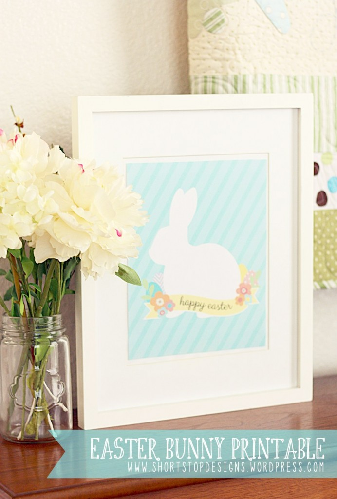 Fun Easter Bunny Ideas | Easter crafts, treats, printables and dinner ideas.