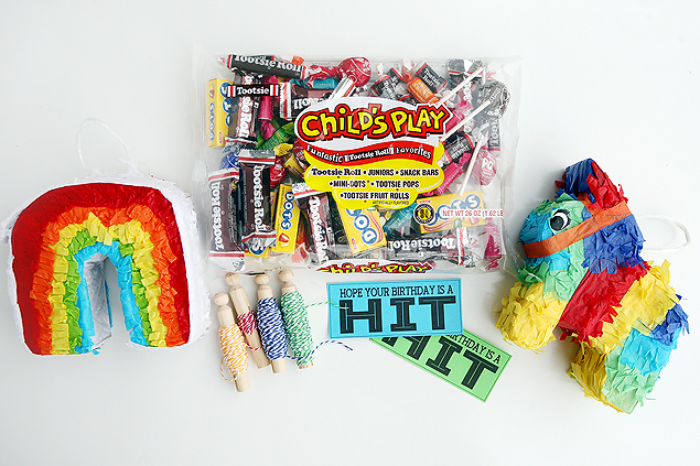 Mini Pinata Birthday Gift Ideas