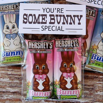 You're Some Bunny Special – Easter Printables