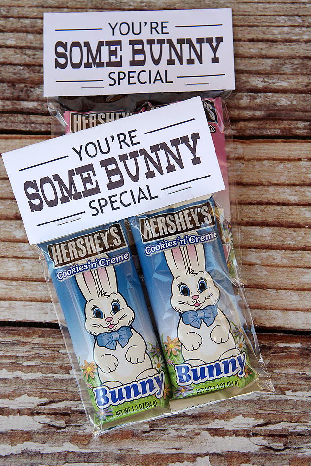You're Some Bunny Special | Easter Gift Ideas