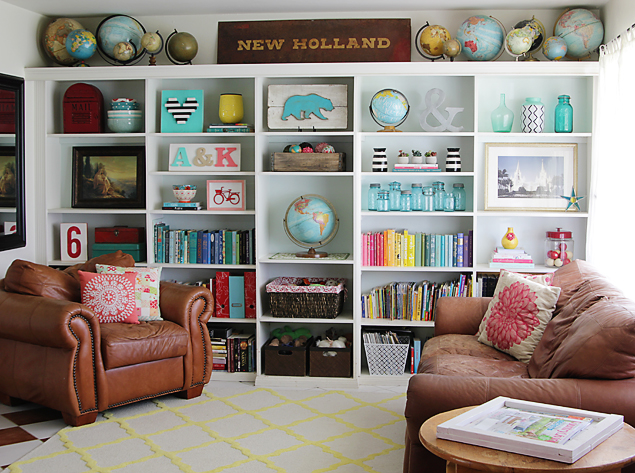 How to Bring Color into your Home | The perfect paint colors!