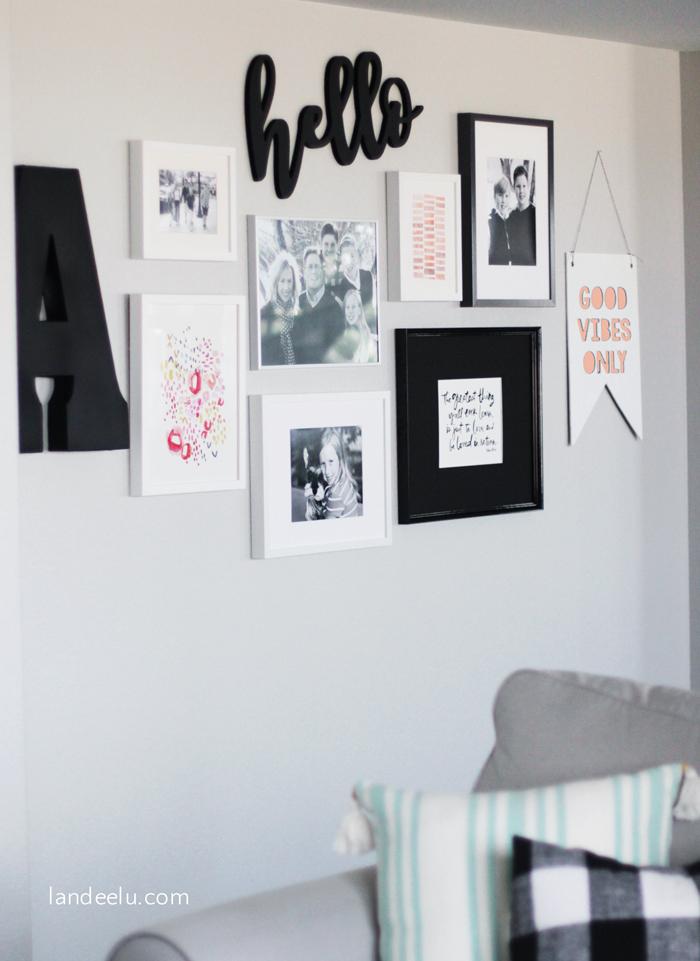 Gallery Wall Decor by Landeelu