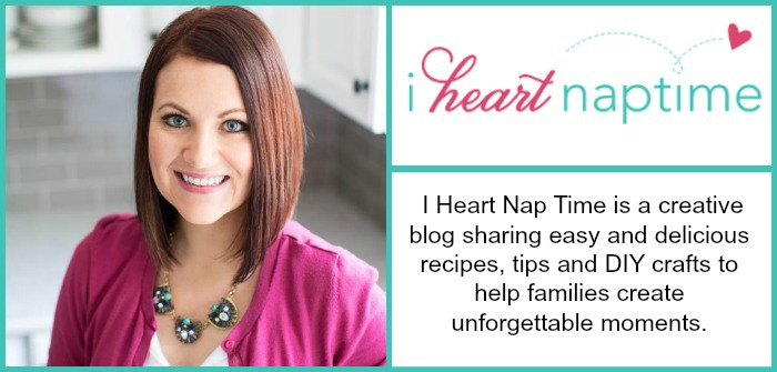 I heart Nap Time Creative blog info