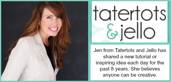Tatertots and Jello blog info