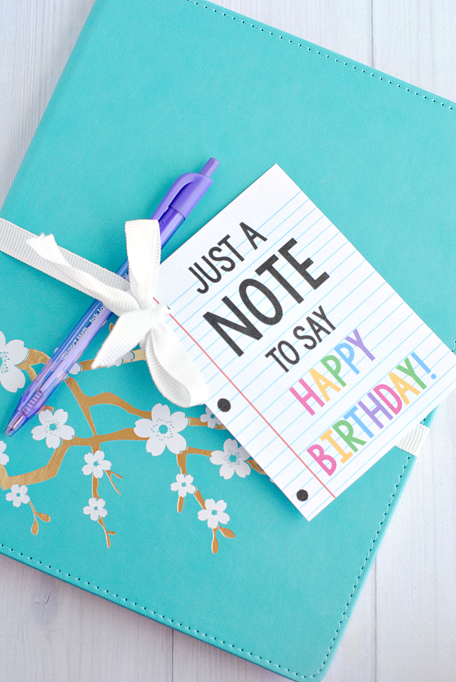 Free printable birthday cards, fun birthday gift ideas with printable tags and many more ideas!