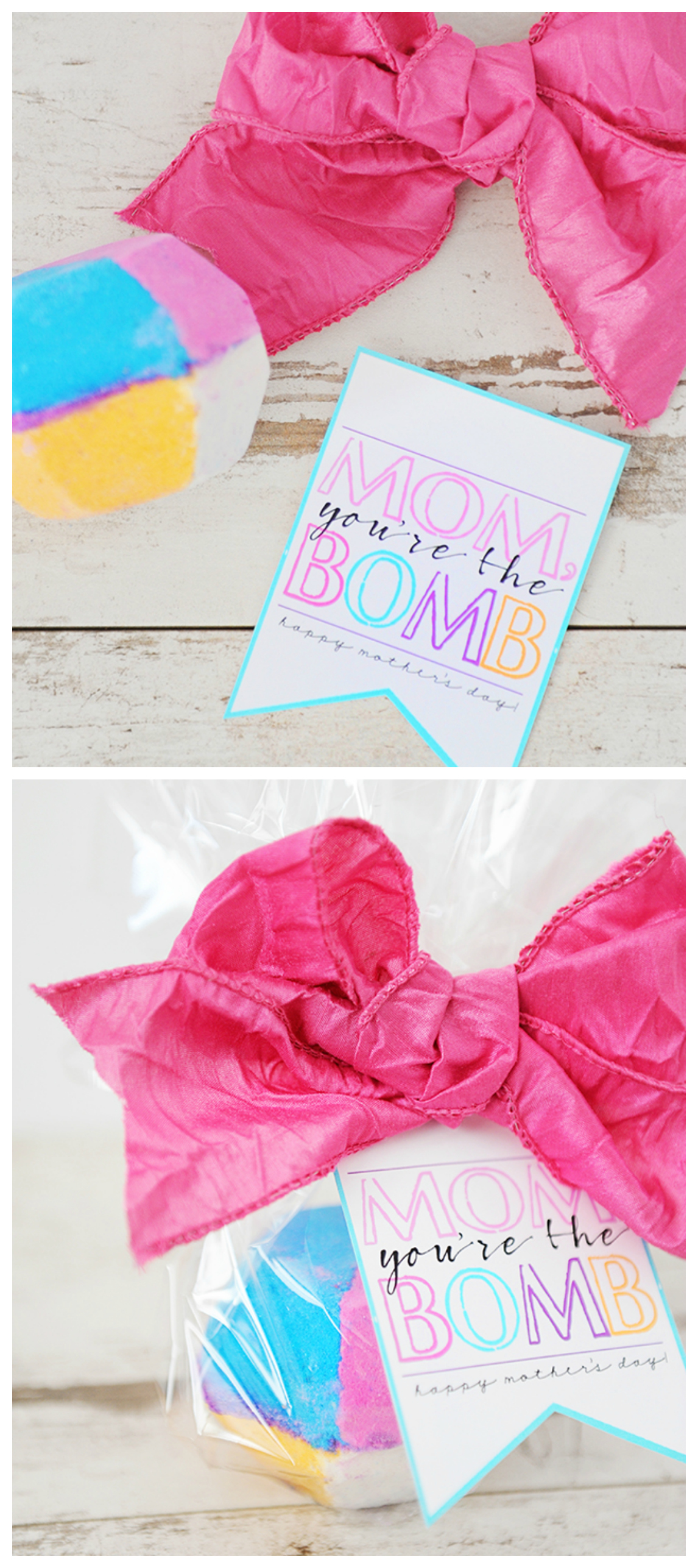Mom You're The Bomb | Mother's Day Gift Ideas