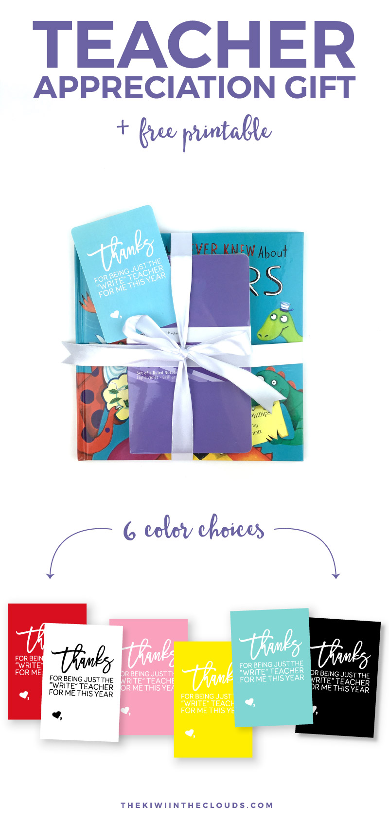 Teacher Appreciation Gift Ideas that all teacher will love!