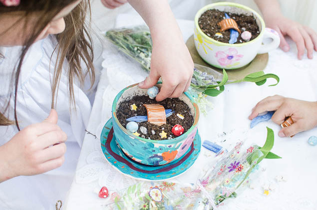 Woodland Pixie Party | Birthday Party Ideas