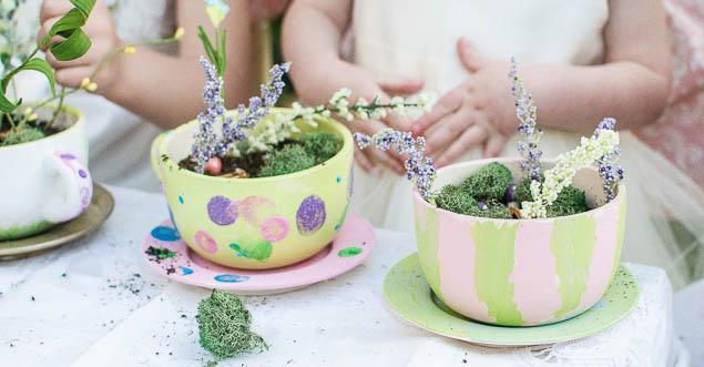 Woodland Pixie Party | Birthday Party Ideas